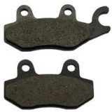 Vesrah Racing Semi-Metallic Brake Pads - Dirt Bike Rear Brake Pads