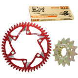 Vortex Chain & Sprocket Kit - KTM 2015-505SXF--VORTEX-REAR-SPROCKET Vortex Dirt Bike