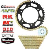 Vortex 530 F5 Sprocket and Chain Kit