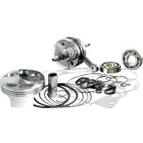 Wiseco Top And Bottom End Kit - 4-Stroke - Piston Kits and Accessories