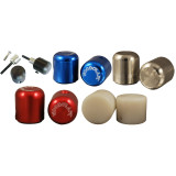 Woodcraft No Mod Frame Slider Base / Puck Combo - Motorcycle Frame Sliders