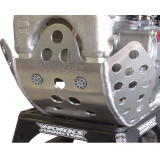 Works Connection Extended Coverage Skid Plate - Dirt Bike Body Kits, Parts & Accessories