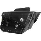 Willie & Max Slant Saddlebags