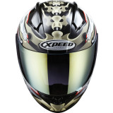 Xpeed XF708 Helmet - Spine - Womens Full Face Motorcycle Helmets