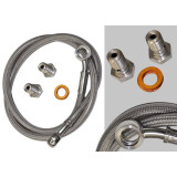 Yana Shiki Rear Brake Line Kit -  Motorcycle Brakes