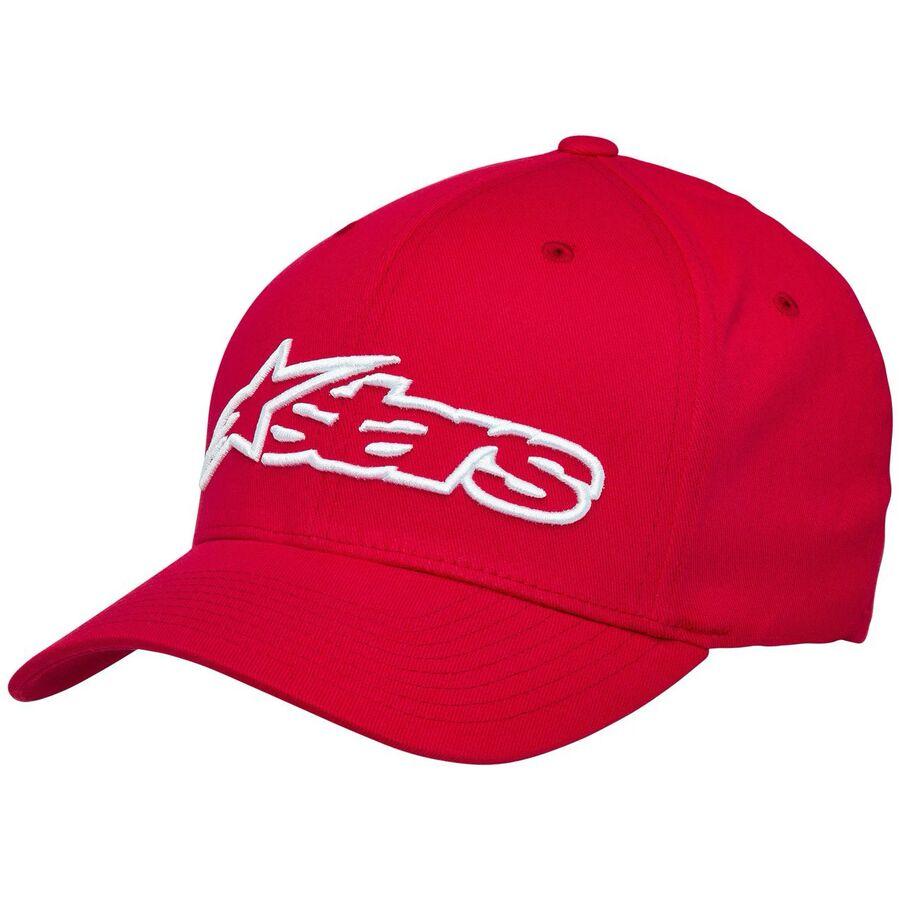 Black White or Gray Flexfit S//M or L//XL Alpinestars Blaze Hat Red
