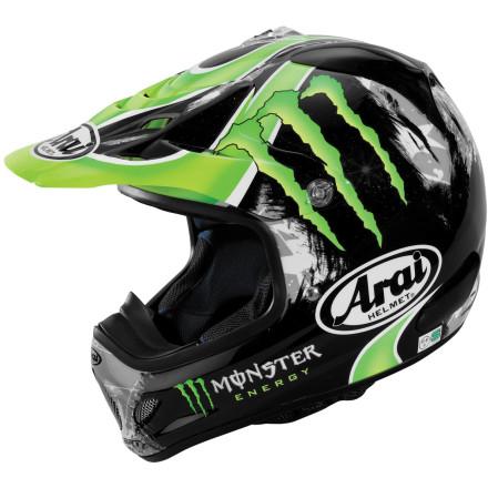 Arai VX-PRO3 Helmet - Crutchlow Monster Energy [obs]