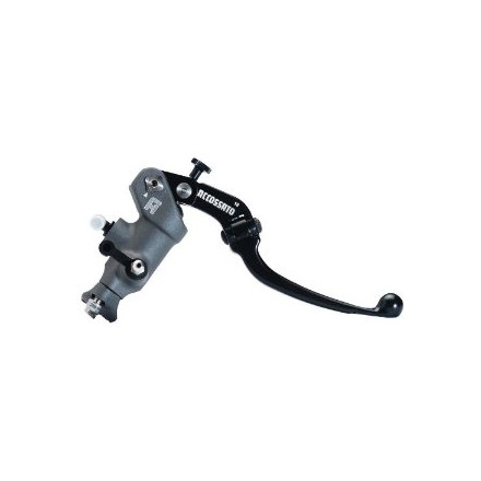 Accossato PRS System Adjustable Ratio Brake Master Cylinder W/Folding Lever