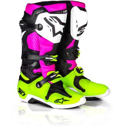 Alpinestars Tech-10 Boots - A1 Radiant LE