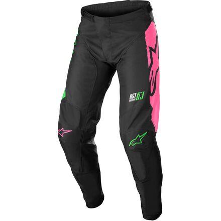 Black/Neon Green/Flo Pink