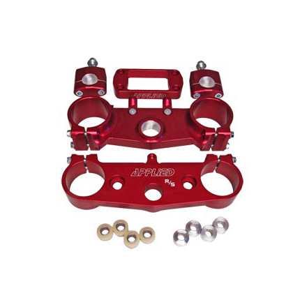 Applied Factory R/S Triple Clamp Set With Oversized Bar Mounts