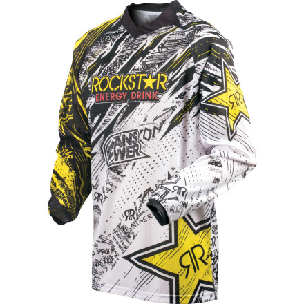 Answer 2011 Rockstar Vented Jersey [obs]