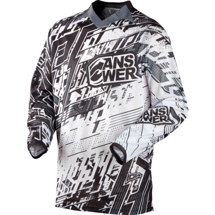 Answer 2012 Ion Breeze Vented Jersey [obs]