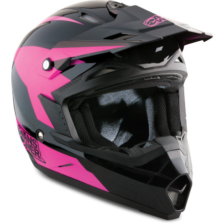 Answer 2013 Women's Nova Helmet - Stealth [obs]