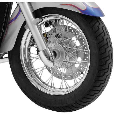 Baron Custom Accessories Axle Nut / Fork Covers