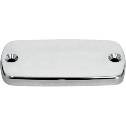 Baron Custom Accessories Master Cylinder Cover - Smooth