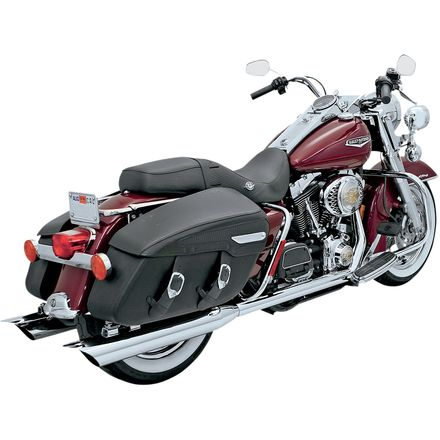 Bassani Xhaust True-Dual Crossover Headpipes