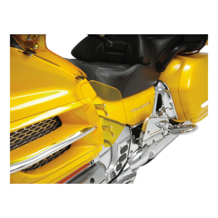 Show Chrome Lower Wind Deflector