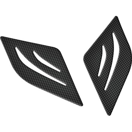 Show Chrome Accessories Helmet Hanger Scuff Pads