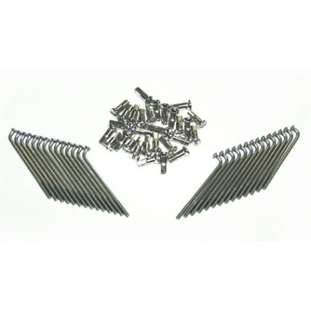 BBR Heavy Duty Spokes