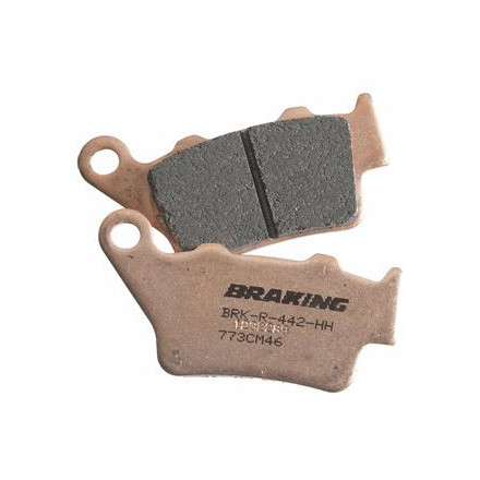 Braking CM46 Race Compound Brake Pads