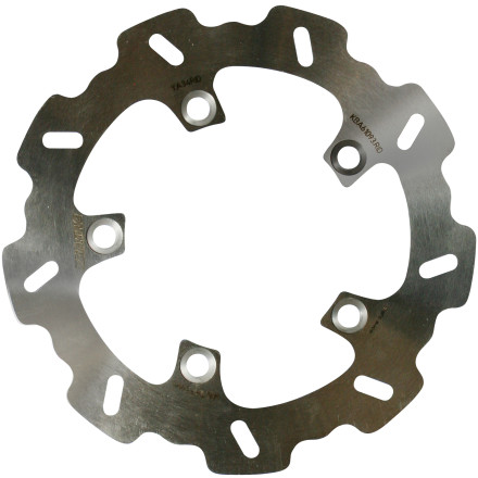Braking W-FIX Brake Rotor - Rear