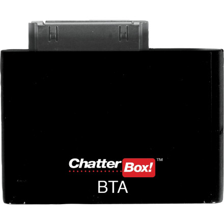 Chatterbox iPhone/iPOD Bluetooth Adapter