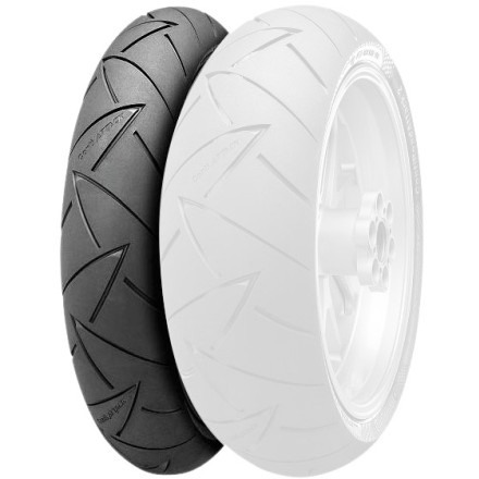 Continental Road Attack 2 Hypersport Touring Radial Front Tire