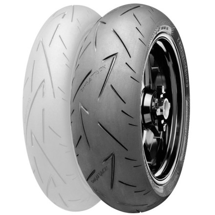 Continental Sport Attack 2 Rear Tire