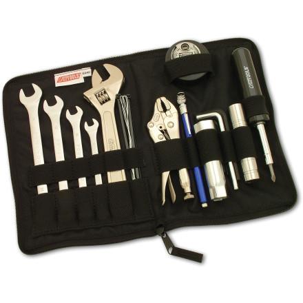 CruzTOOLS EconoKIT M1 Folding Tool Kit