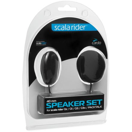 Cardo Systems Scala Rider 40mm Speaker Set