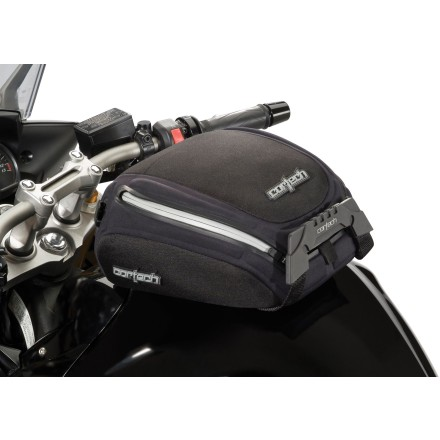 Cortech Small Dryver Tank Bag And Mount Combo