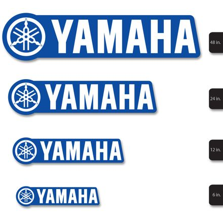 D'COR Visuals Yamaha Decal