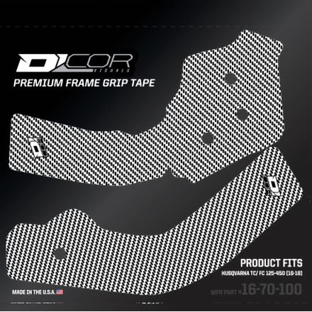 D'COR Visuals Frame Grip Tape