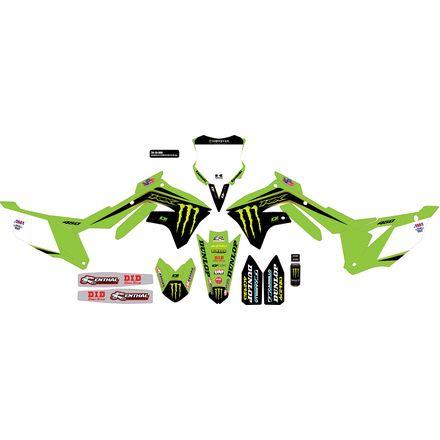 D'COR Visuals 2020 Monster Cup Complete Kit - Kawasaki