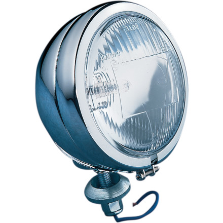 Drag Specialties Late-Style Halogen Spotlamp