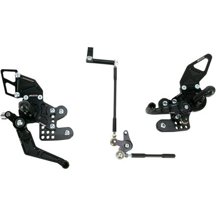Driven Racing D-Axis Rearset