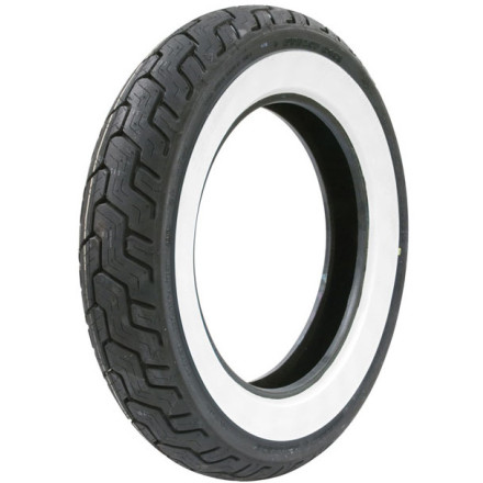 Dunlop Harley Davidson D402 Rear Tire - Wide Whitewall