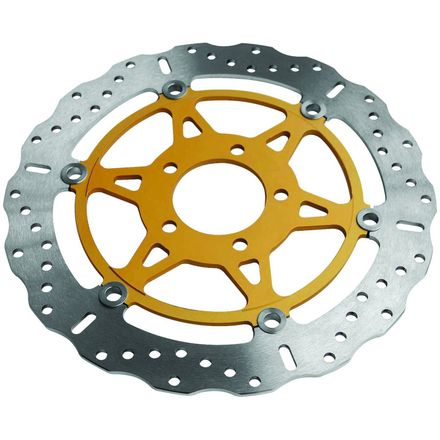 EBC Stainless Steel Contour Brake Rotor - Front