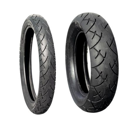 Full Bore M-66 Tour King Tire Combo