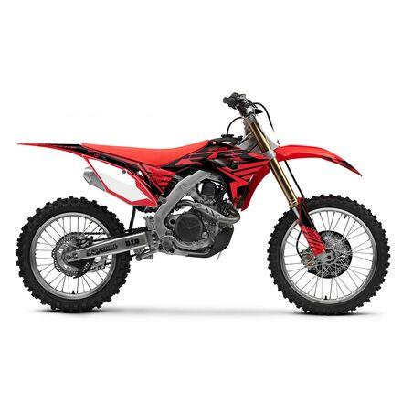 FLU Designs Pro Team Series 5 Graphic Kit - Honda