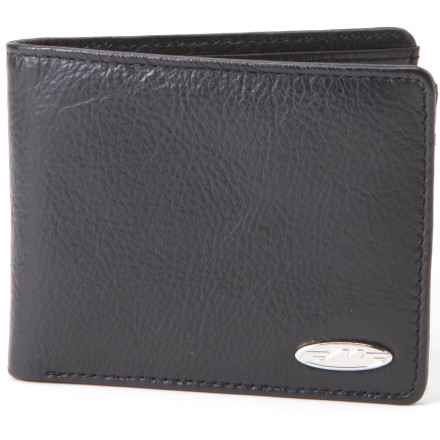 FMF Raw Leather Wallet