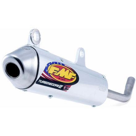FMF Turbinecore 2 Spark Arrestor Silencer - 2-Stroke