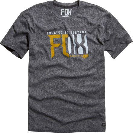 Fox Racing Mental Split Premium T-Shirt [obs]