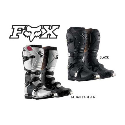 Fox Racing 2006 Tracker Boots [obs]