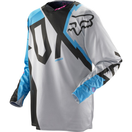 Fox Racing 2013 Youth 360 Jersey - Fallout [obs]