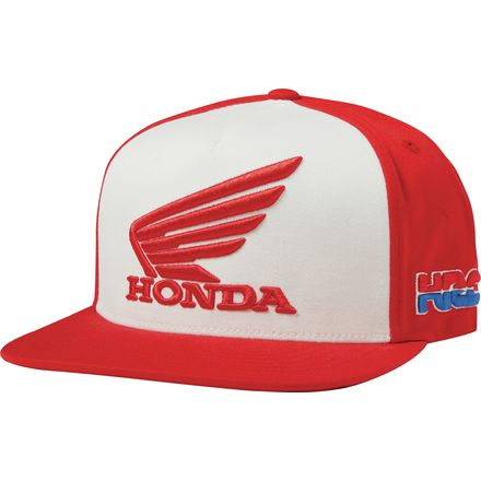 Fox Racing HRC USA Snapback Hat