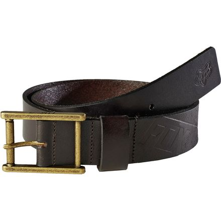 Fox Racing Briarcliff Leather Belt