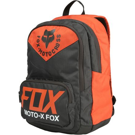 Fox Racing Lock Up Backpack - Scramblur