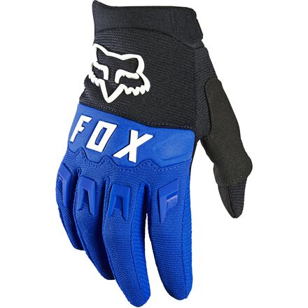 best youth dirt bike gloves - fox racing dirt paw gloves